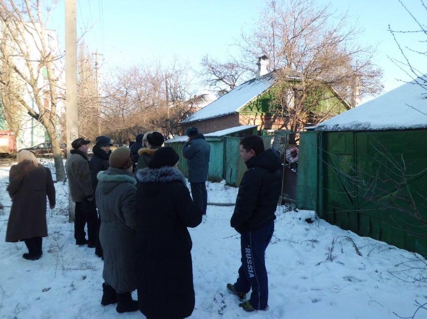 В доме  по улице Октябрьской при пожаре сгорел человек (ФОТО), фото-1