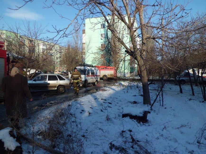 В доме  по улице Октябрьской при пожаре сгорел человек (ФОТО), фото-3