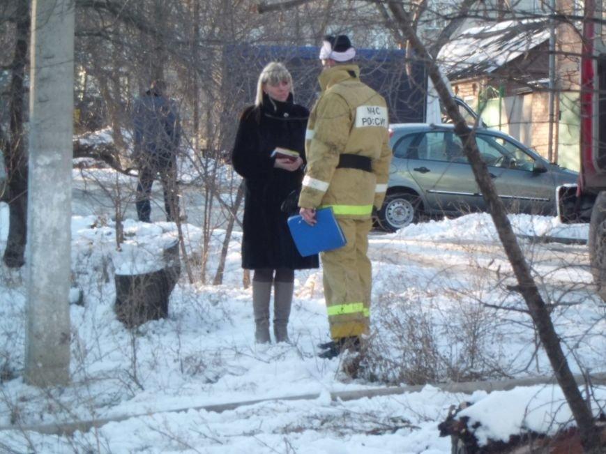 В доме  по улице Октябрьской при пожаре сгорел человек (ФОТО), фото-7