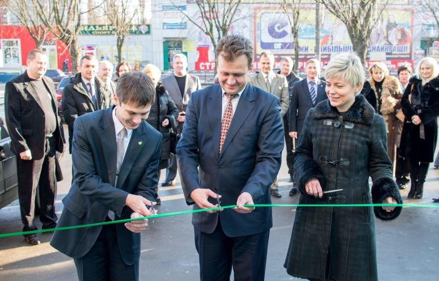 Сегодня в Кривом Роге открылось новое отделение «Сбербанка России» (ФОТО), фото-6