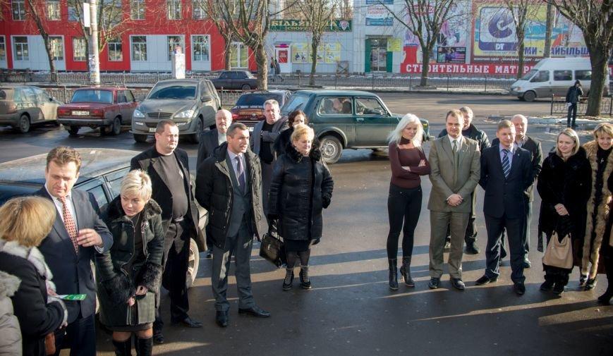 Сегодня в Кривом Роге открылось новое отделение «Сбербанка России» (ФОТО), фото-5