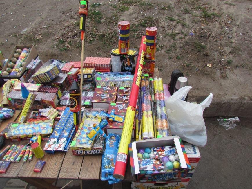 В Мариуполе начали массово продавать пиротехнику на улице (ФОТОФАКТ), фото-4