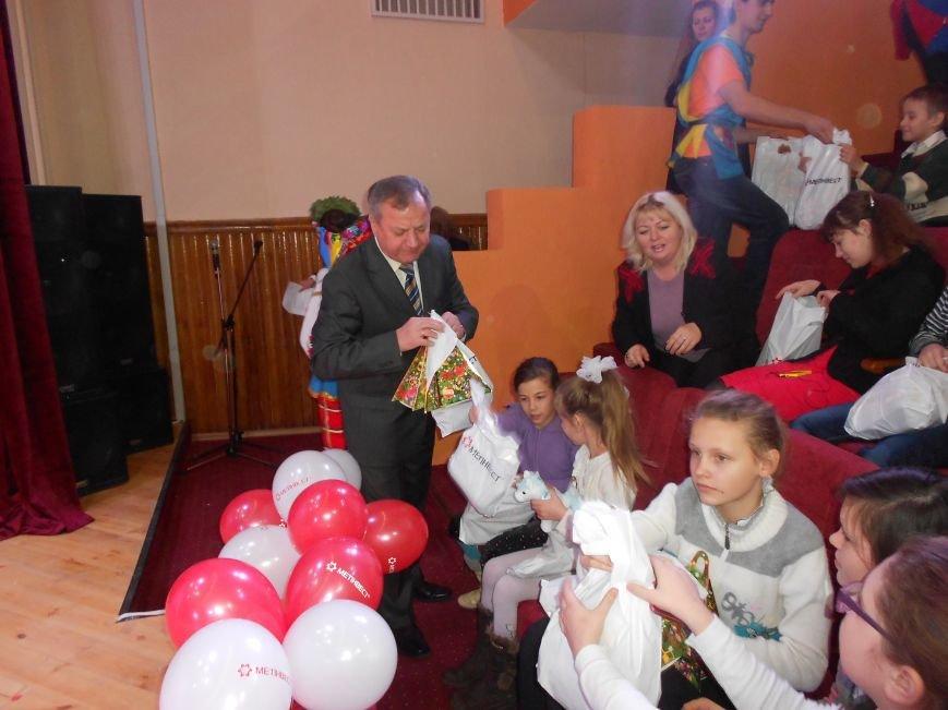 Мэр Мариуполя поздравил сирот в отремонтированном «Дворце пионеров» (ФОТО), фото-8