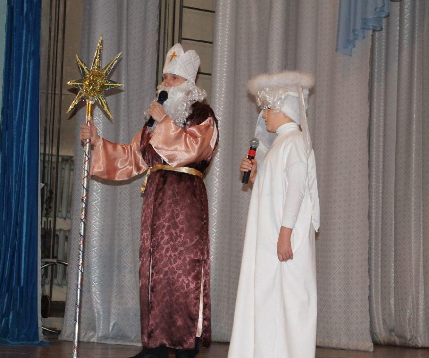 Сегодня артемовская детвора принимала подарки от Святого Николая, фото-10