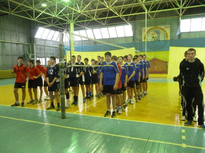 В Родинском проходит Чемпионат Украины по волейболу, фото-6