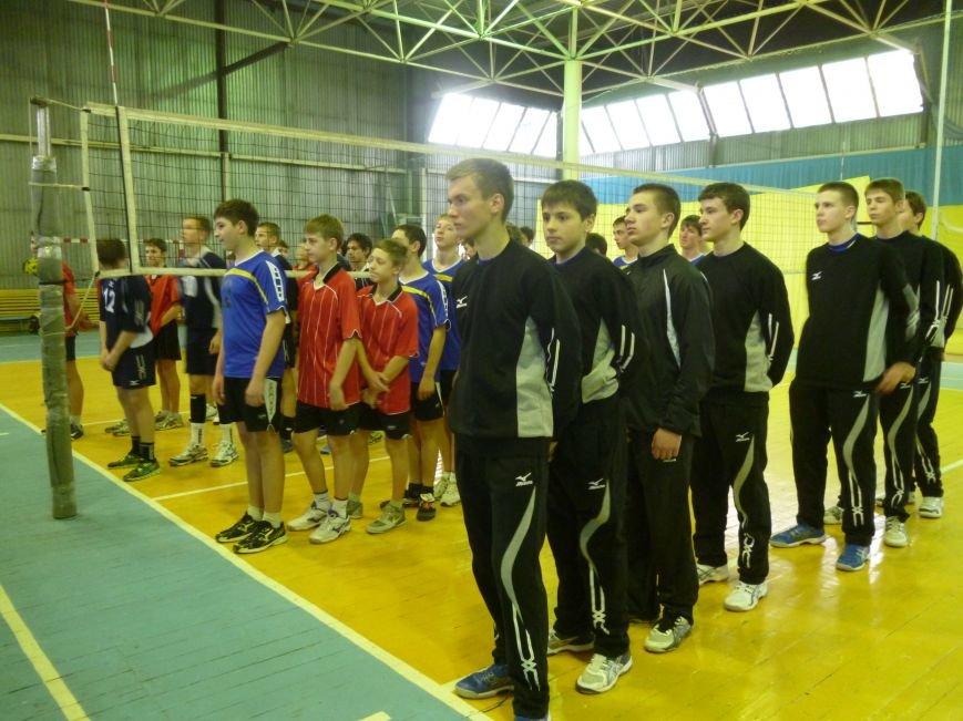 В Родинском проходит Чемпионат Украины по волейболу, фото-5