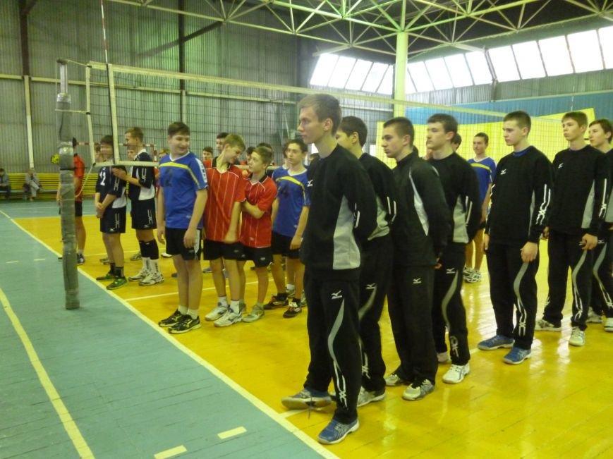В Родинском проходит Чемпионат Украины по волейболу, фото-7