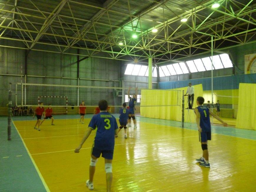 В Родинском проходит Чемпионат Украины по волейболу, фото-4