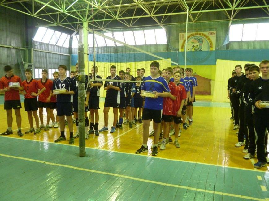В Родинском проходит Чемпионат Украины по волейболу, фото-8