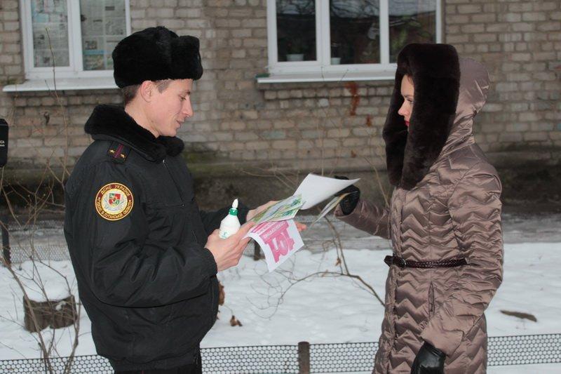 Спасатели напоминают луганчанам о правилах пожарной безопасности в новогодние праздники (ФОТО), фото-3