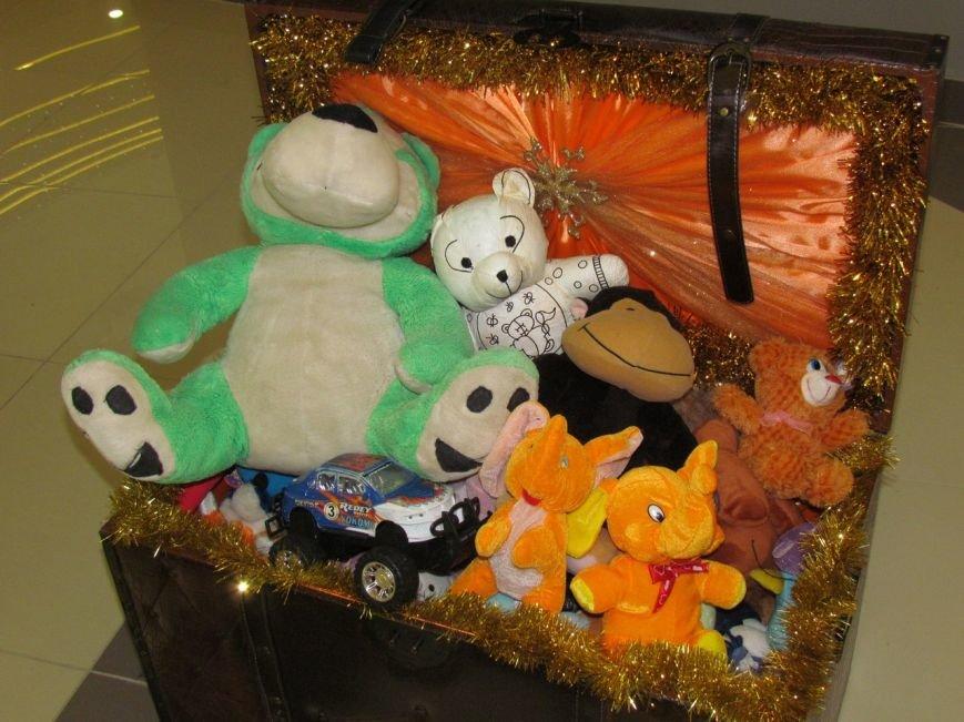 В Мариуполе в ТРЦ«ПортCity» подарили праздник детям (ФОТО), фото-17