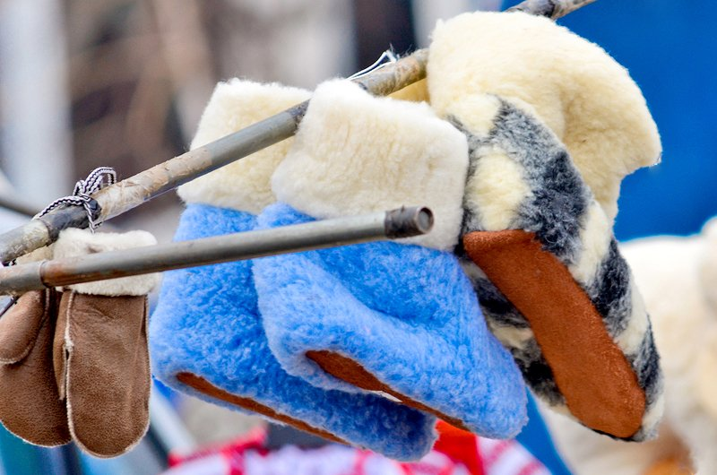 How much is the fish? В Луганске прошла Новогодняя ярмарка (ФОТО), фото-15