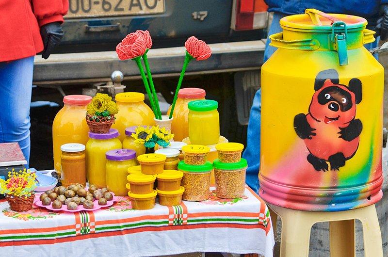 How much is the fish? В Луганске прошла Новогодняя ярмарка (ФОТО), фото-8