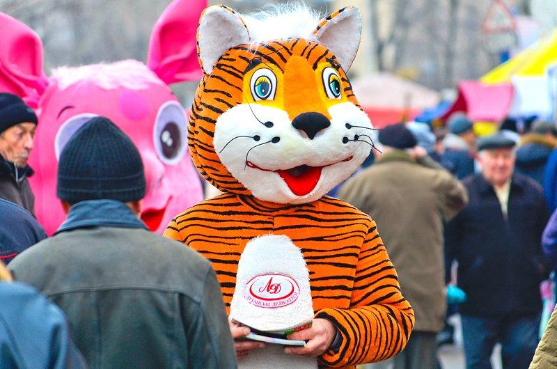 How much is the fish? В Луганске прошла Новогодняя ярмарка (ФОТО), фото-11
