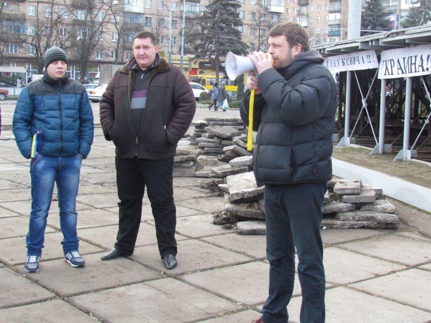 В Мариуполе  сегодня слушали  ходоков на киевский Евромайдан (ФОТО, Видео), фото-7