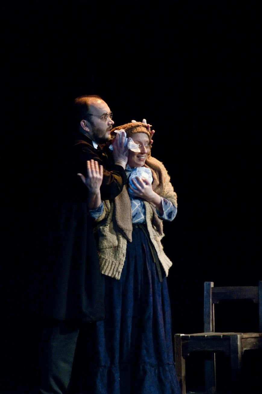 Премьера в Черниговском драмтеатре: «Калека с острова Инишмаан», фото-7