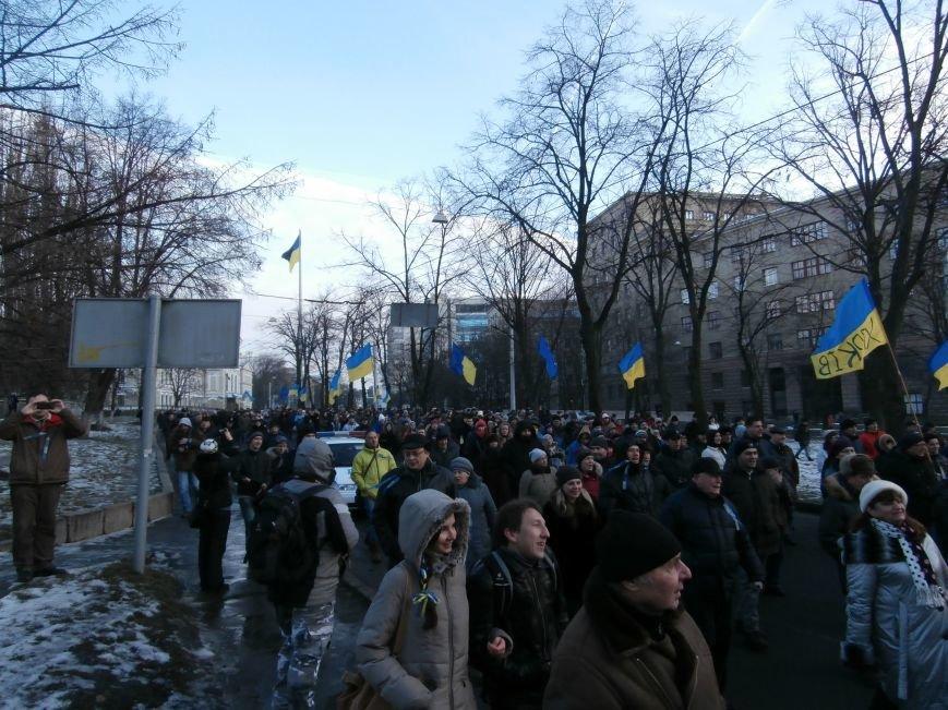 Харьковчане символически переименовали проспект Ленина в честь фронтмена британской группы The Beatles Джона Леннона (фото, видео), фото-24