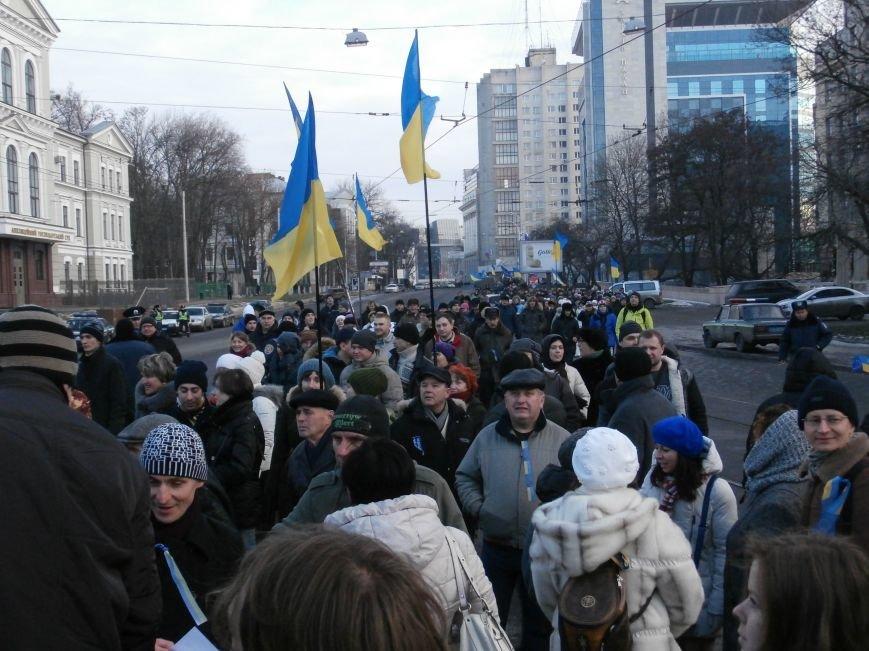 Харьковчане символически переименовали проспект Ленина в честь фронтмена британской группы The Beatles Джона Леннона (фото, видео), фото-18