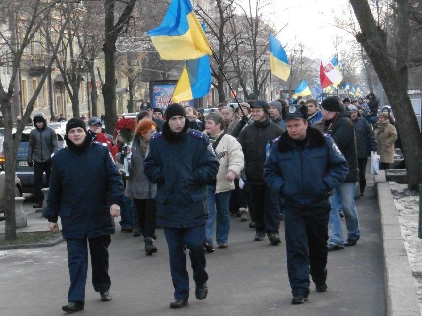 Харьковчане символически переименовали проспект Ленина в честь фронтмена британской группы The Beatles Джона Леннона (фото, видео), фото-7