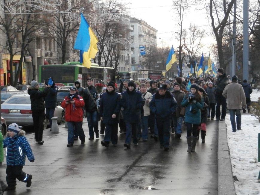 Харьковчане символически переименовали проспект Ленина в честь фронтмена британской группы The Beatles Джона Леннона (фото, видео), фото-2