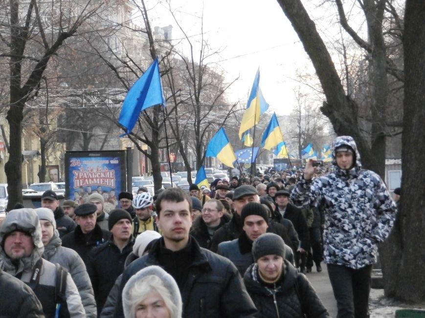 Харьковчане символически переименовали проспект Ленина в честь фронтмена британской группы The Beatles Джона Леннона (фото, видео), фото-9