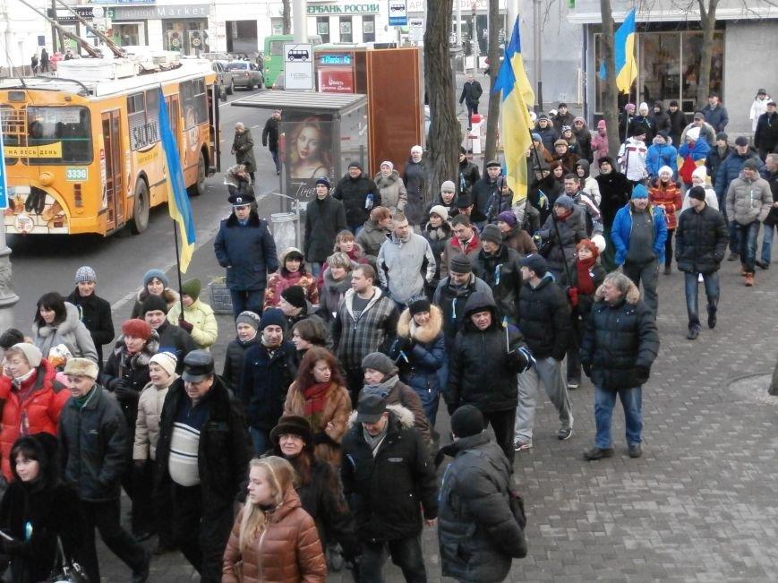 Харьковчане символически переименовали проспект Ленина в честь фронтмена британской группы The Beatles Джона Леннона (фото, видео), фото-13