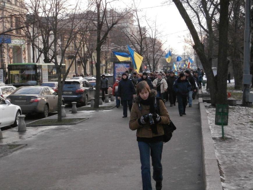 Харьковчане символически переименовали проспект Ленина в честь фронтмена британской группы The Beatles Джона Леннона (фото, видео), фото-6