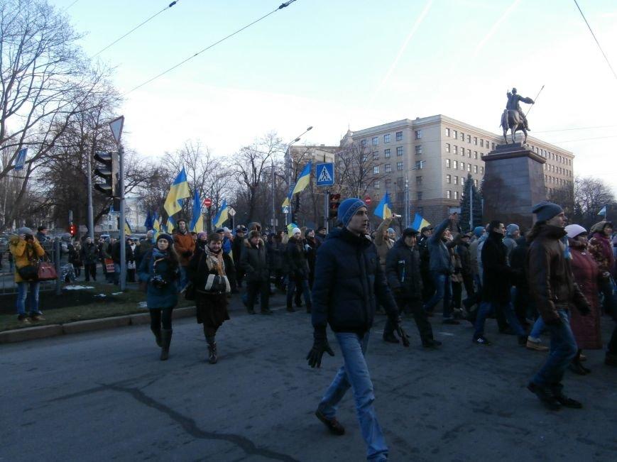 Харьковчане символически переименовали проспект Ленина в честь фронтмена британской группы The Beatles Джона Леннона (фото, видео), фото-27