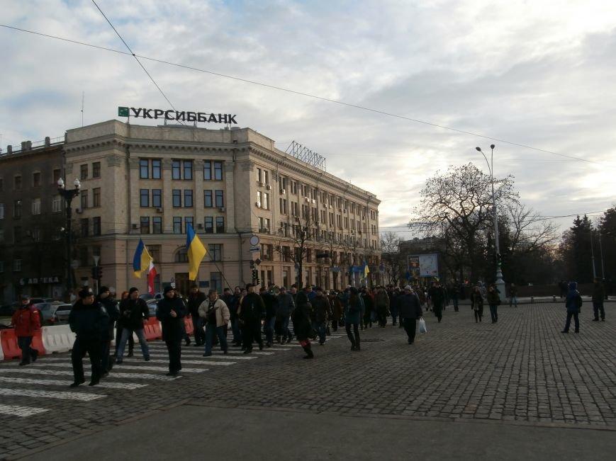 Харьковчане символически переименовали проспект Ленина в честь фронтмена британской группы The Beatles Джона Леннона (фото, видео), фото-10