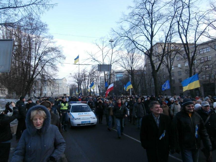 Харьковчане символически переименовали проспект Ленина в честь фронтмена британской группы The Beatles Джона Леннона (фото, видео), фото-22