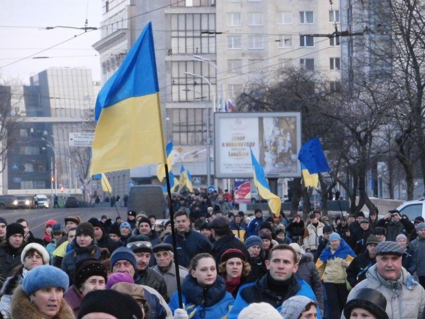 Харьковчане символически переименовали проспект Ленина в честь фронтмена британской группы The Beatles Джона Леннона (фото, видео), фото-21
