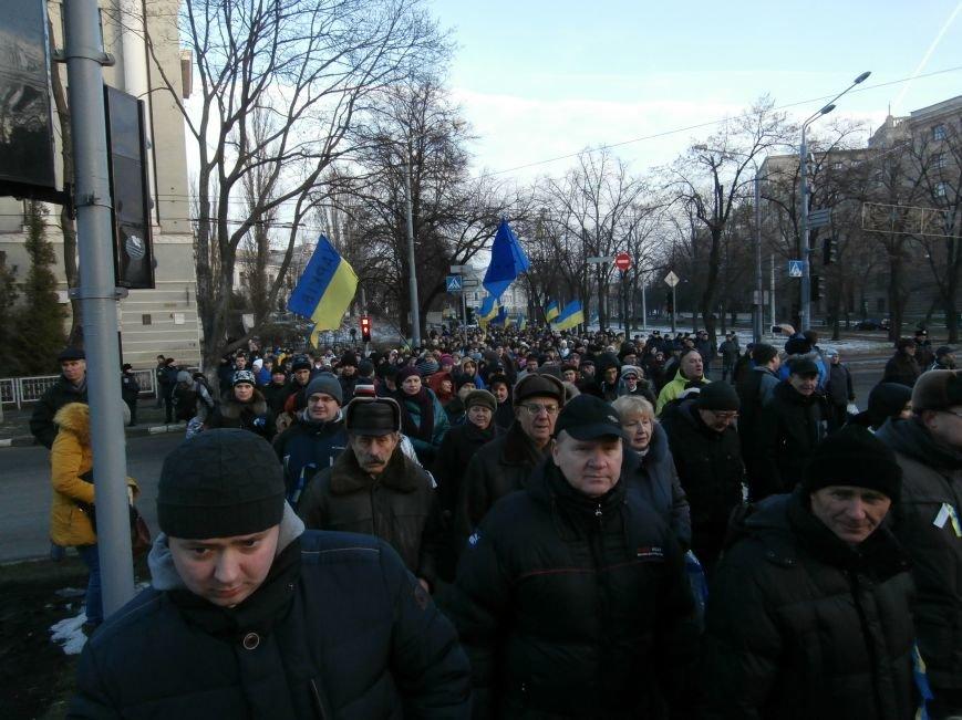 Харьковчане символически переименовали проспект Ленина в честь фронтмена британской группы The Beatles Джона Леннона (фото, видео), фото-26