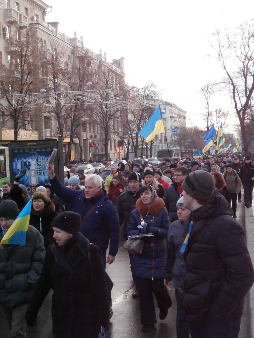Харьковчане символически переименовали проспект Ленина в честь фронтмена британской группы The Beatles Джона Леннона (фото, видео), фото-4