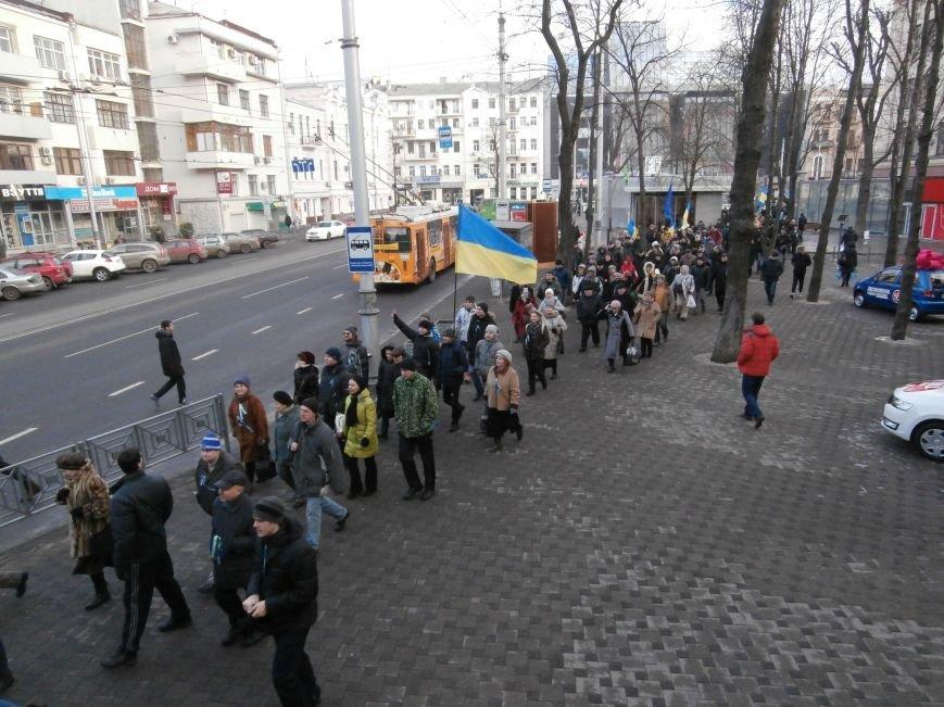 Харьковчане символически переименовали проспект Ленина в честь фронтмена британской группы The Beatles Джона Леннона (фото, видео), фото-12