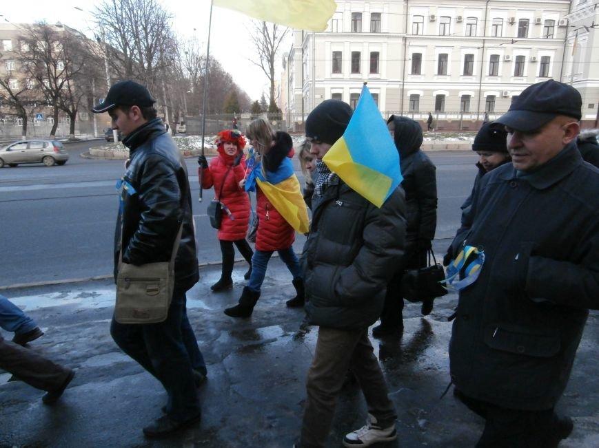 Харьковчане символически переименовали проспект Ленина в честь фронтмена британской группы The Beatles Джона Леннона (фото, видео), фото-15