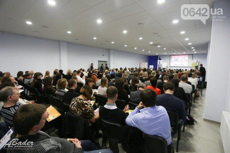 Ицхак Пинтосевич провел для луганчан новую тренинг-программу (ФОТО), фото-3