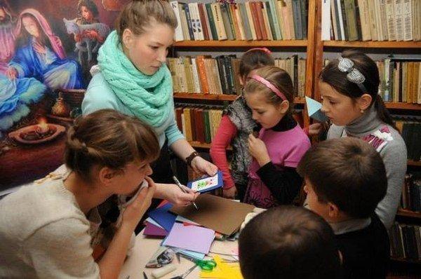 В Черниговской области для детей устроили благотворительный Рождественский вертеп, фото-4