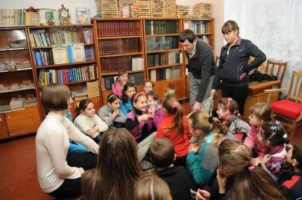 В Черниговской области для детей устроили благотворительный Рождественский вертеп, фото-6