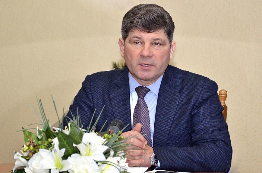 Мэр Луганска Сергей Кравченко поделился планами благоустройства Луганска в 2014 году, фото-1
