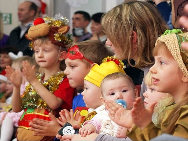 Новогодняя сказка для гарнизонов Черниговщины, фото-3