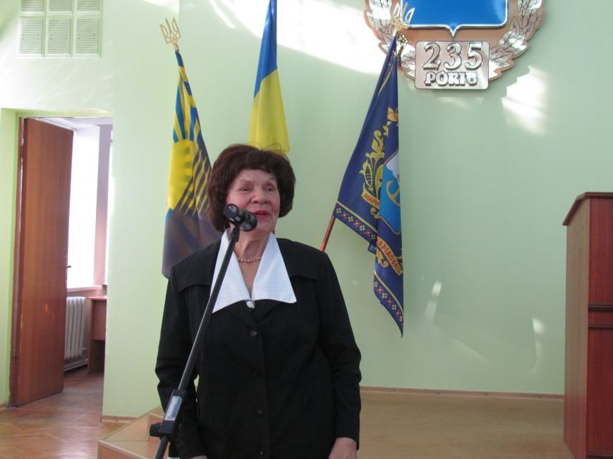 Мариупольчанка Зинаида Соколова получила орден княгини Ольги (ФОТО), фото-2