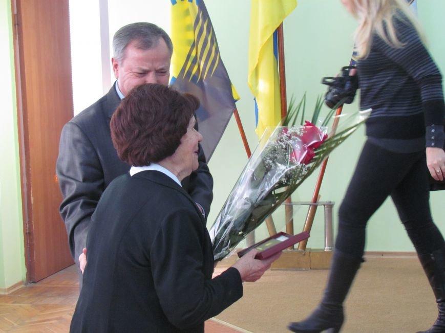 Мариупольчанка Зинаида Соколова получила орден княгини Ольги (ФОТО), фото-1