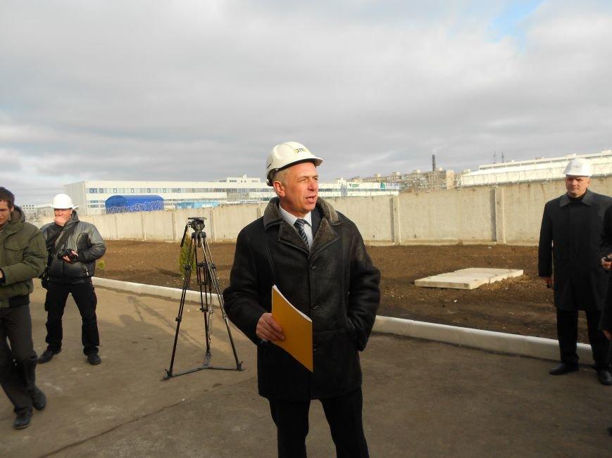 В Мариуполе запитали инвестиционную площадку на ул. Куприна (ФОТО), фото-8