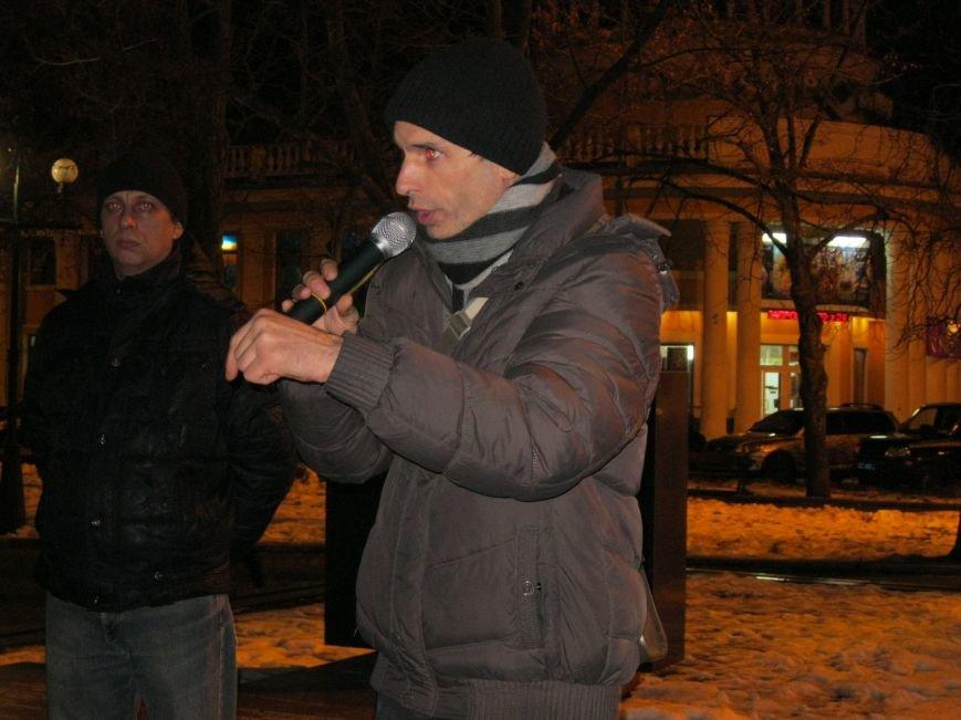 Активисты черниговского «евромайдана» записываются в группы взаимоподдержки, фото-1