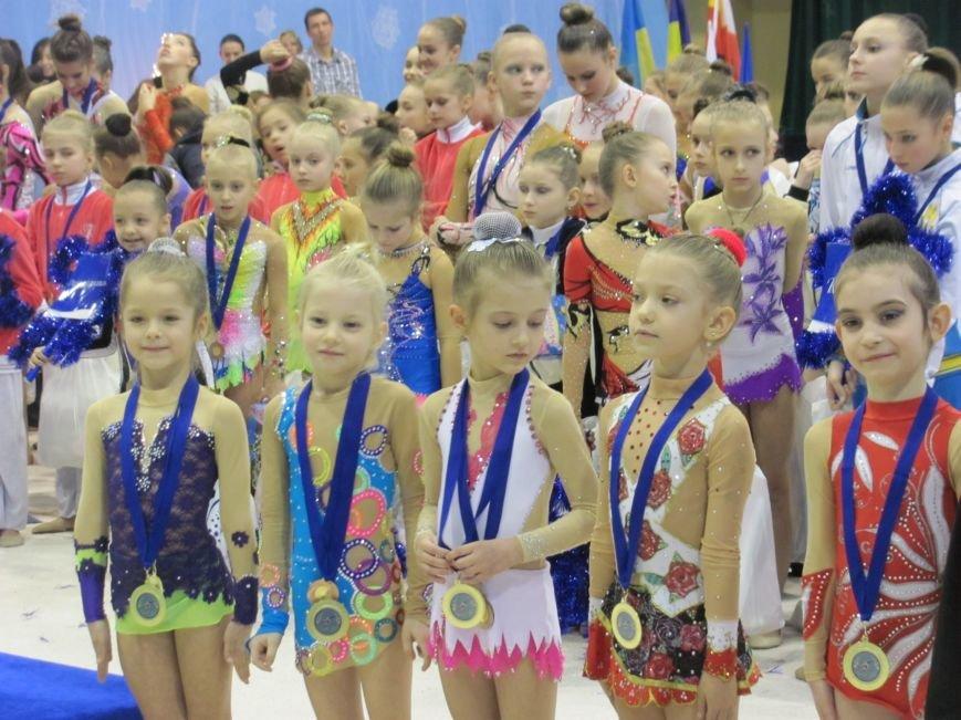 У Львові завершився міжнародний дитячий турнір з художньої гімнастики «Зимова казка» (ФОТО), фото-10