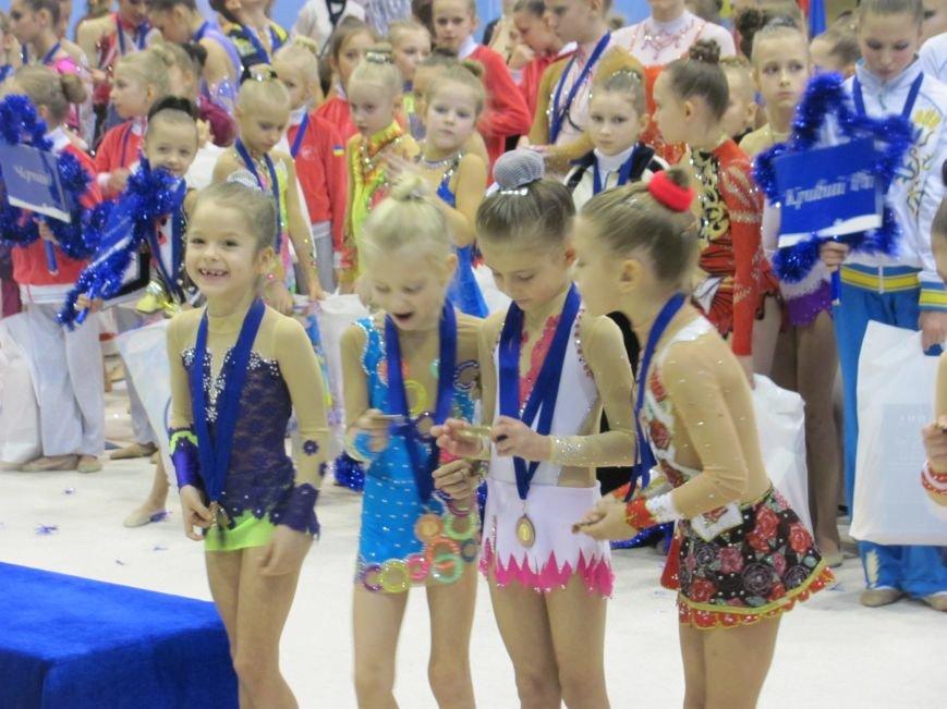 У Львові завершився міжнародний дитячий турнір з художньої гімнастики «Зимова казка» (ФОТО), фото-9