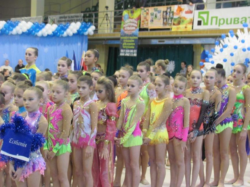 У Львові завершився міжнародний дитячий турнір з художньої гімнастики «Зимова казка» (ФОТО), фото-2