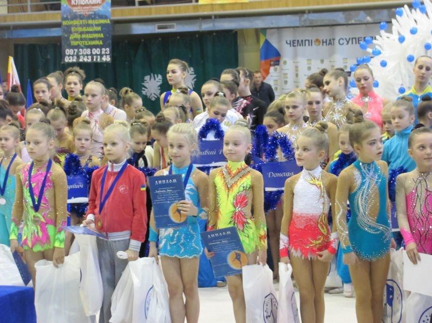 У Львові завершився міжнародний дитячий турнір з художньої гімнастики «Зимова казка» (ФОТО), фото-6