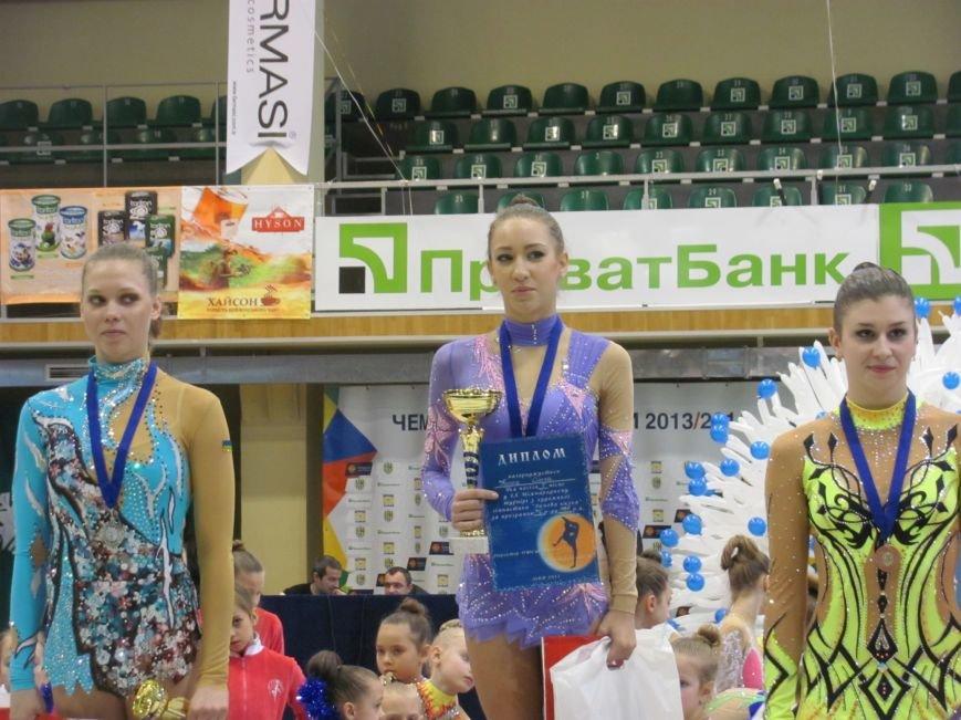 У Львові завершився міжнародний дитячий турнір з художньої гімнастики «Зимова казка» (ФОТО), фото-8