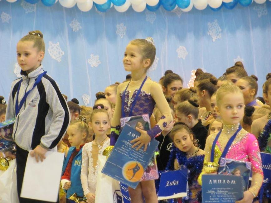 У Львові завершився міжнародний дитячий турнір з художньої гімнастики «Зимова казка» (ФОТО), фото-5